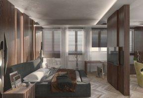 Фотография 3532  категории 'Квартира 179 м²'