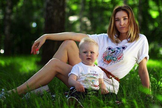 Фотография 6850  категории 'Семейная съемка'