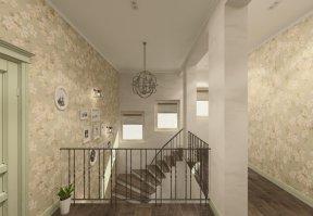 Фотография 3571  категории 'Загородный дом 213 м²'