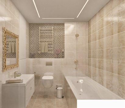 Фотография 3490  категории 'Квартира 68 м²'