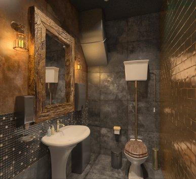 Фотография 4402  категории 'Ресторан 160 м²'