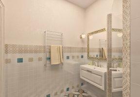 Фотография 3646  категории 'Квартира 65 м²'