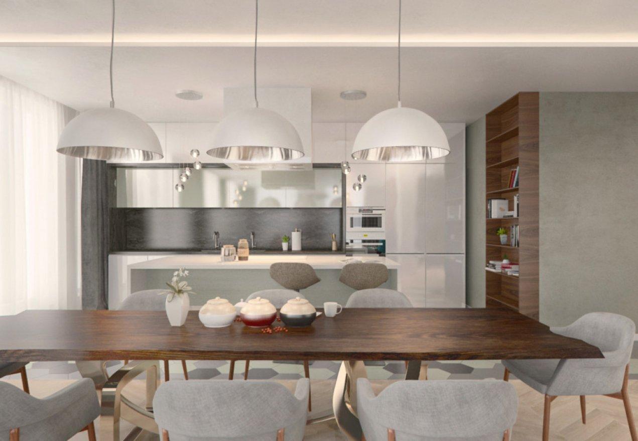 Фотография 3521  категории 'Квартира 179 м²'