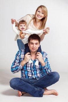 Фотография 6932  категории 'Семейная съемка'