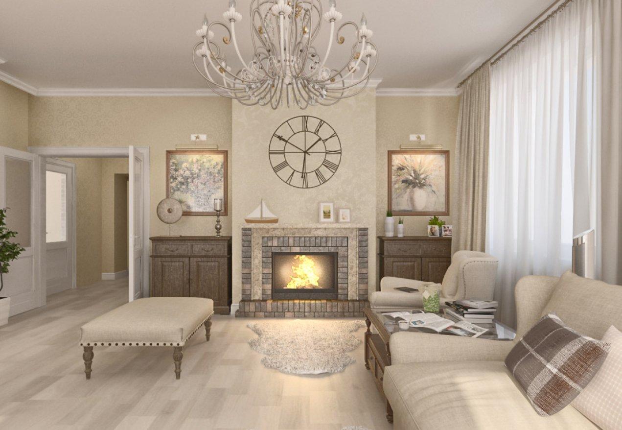 Фотография 3657  категории 'Частный дом 211 м²'