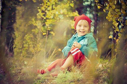 Фотография 1336  категории 'Детская съемка'