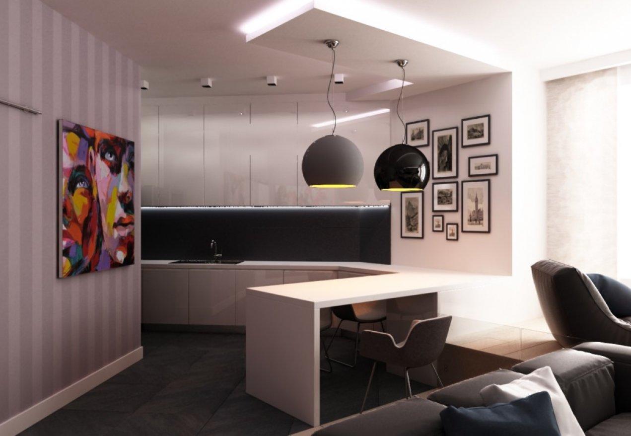 Фотография 3758  категории 'Квартира 115 м²'