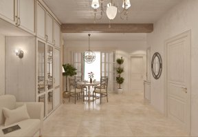Фотография 3630  категории 'Квартира 65 м²'