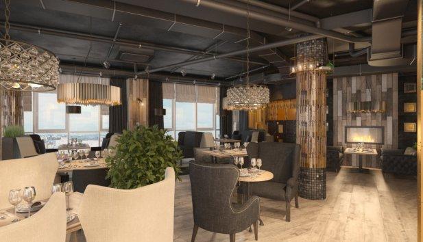 Фотография 4394  категории 'Ресторан 160 м²'