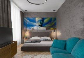 Фотография 3527  категории 'Квартира 179 м²'