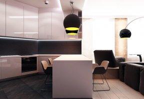 Фотография 3762  категории 'Квартира 115 м²'