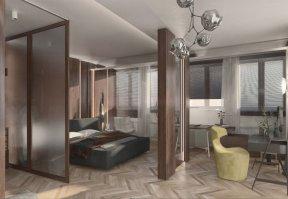 Фотография 3534  категории 'Квартира 179 м²'