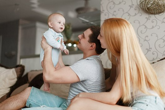Фотография 6858  категории 'Семейная съемка'