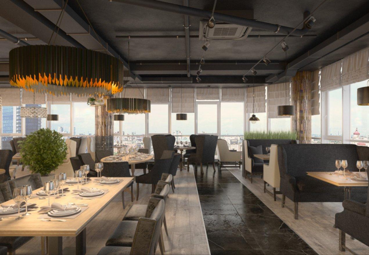 Фотография 4392  категории 'Ресторан 160 м²'