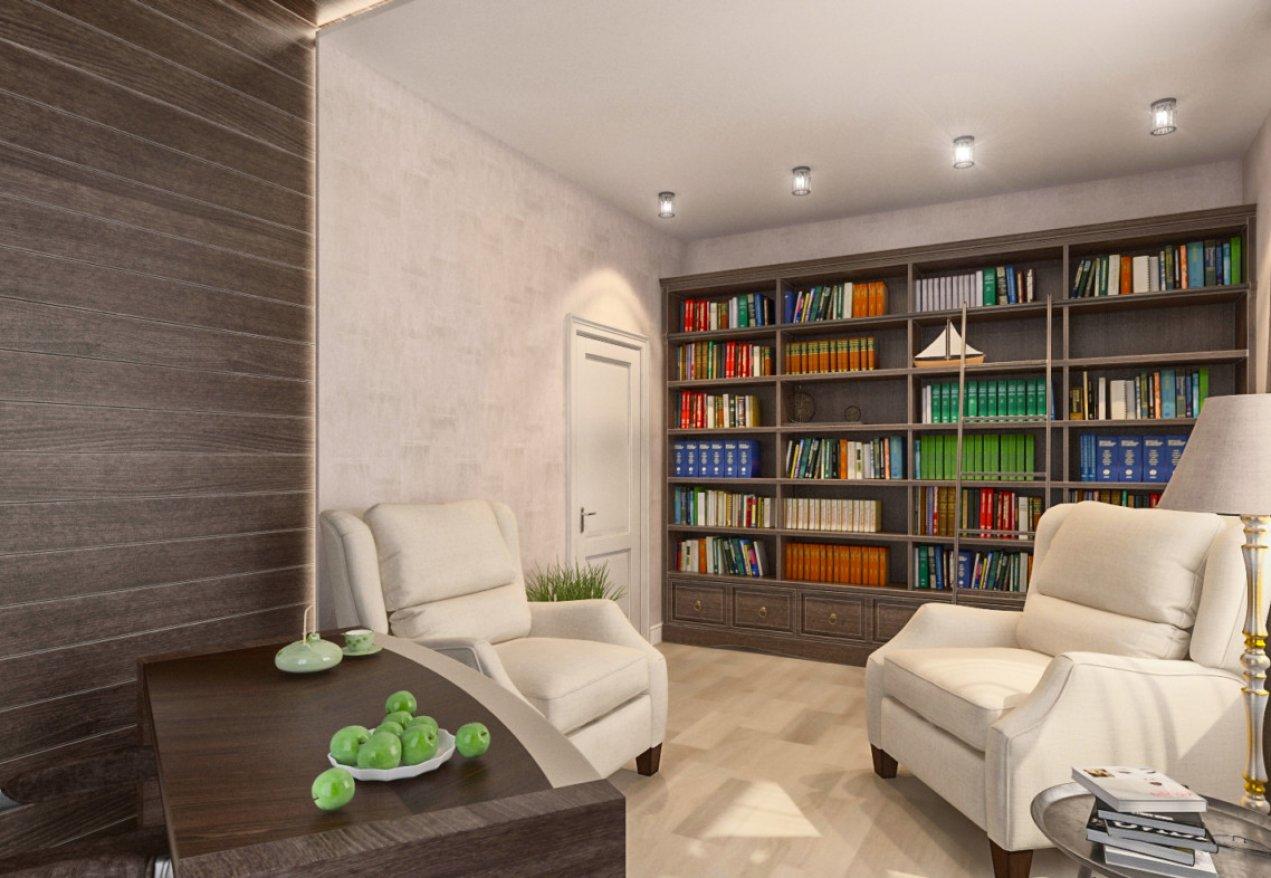 Фотография 3674  категории 'Частный дом 211 м²'