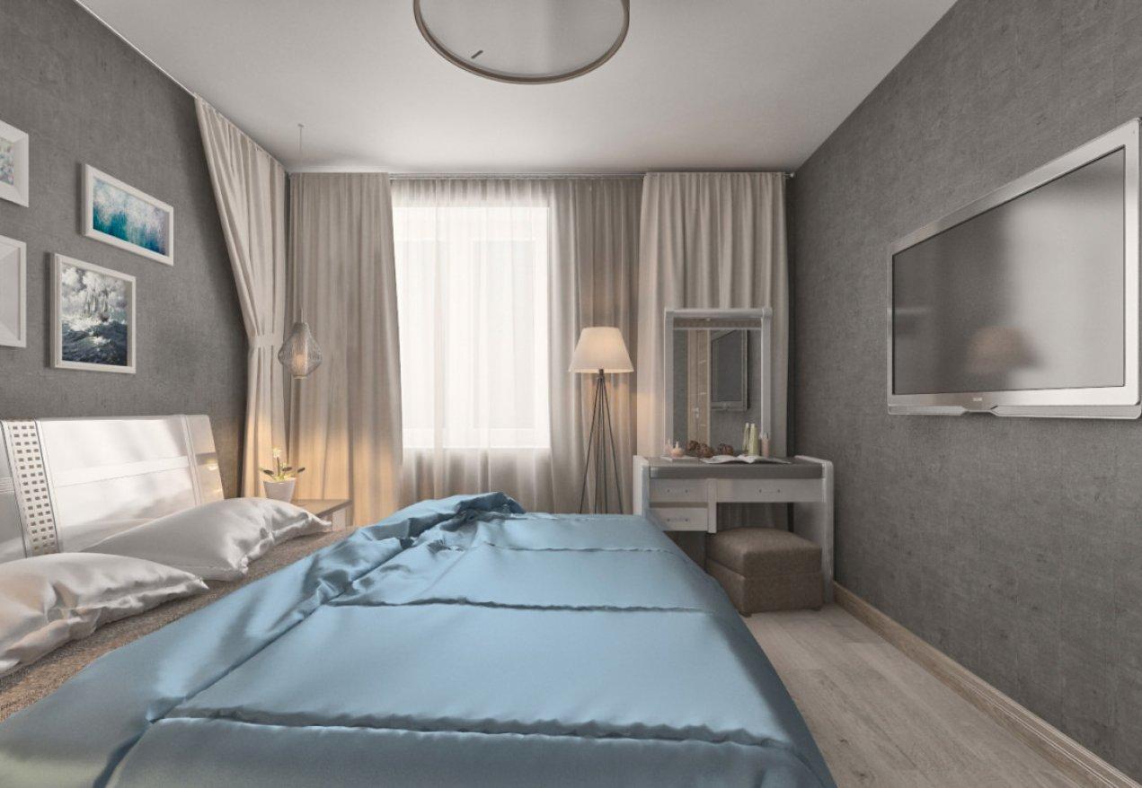 Фотография 3610  категории 'Квартира 55 м²'
