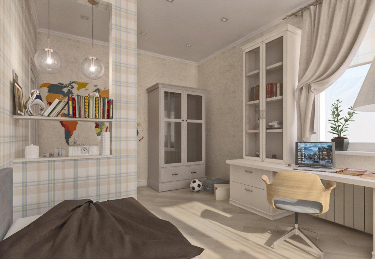 Фотография 3666  категории 'Частный дом 211 м²'