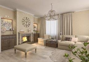 Фотография 3656  категории 'Частный дом 211 м²'