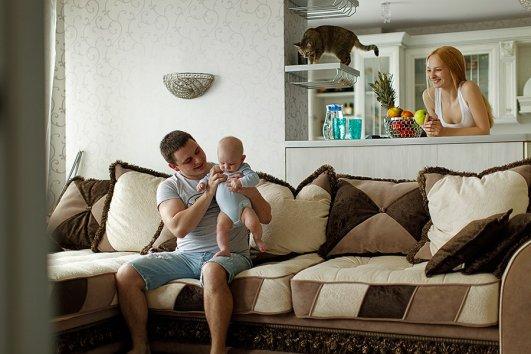 Фотография 6857  категории 'Семейная съемка'
