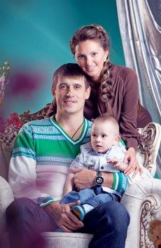 Фотография 6898  категории 'Семейная съемка'