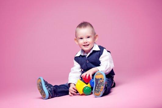Фотография 6648  категории 'Детская съемка'
