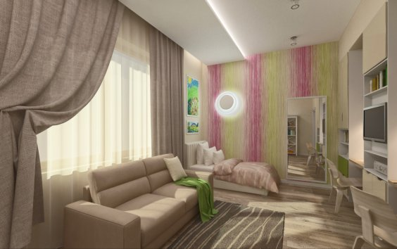 Фотография 3724  категории 'Загородный дом 219 м²'
