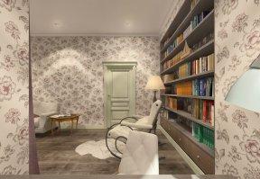 Фотография 3593  категории 'Загородный дом 213 м²'