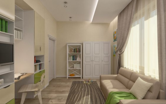 Фотография 3722  категории 'Загородный дом 219 м²'