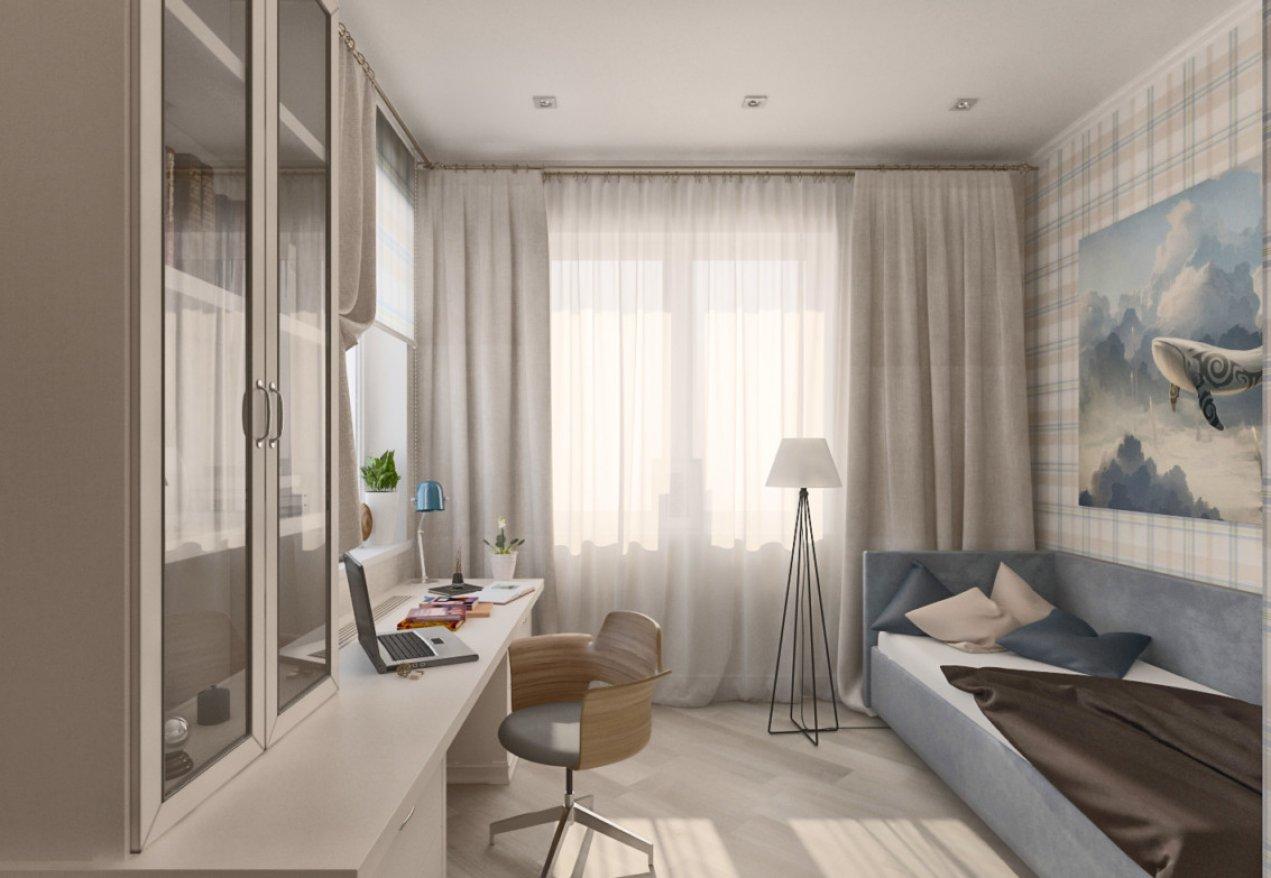 Фотография 3669  категории 'Частный дом 211 м²'