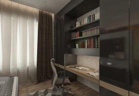 Фотография 3736  категории 'Загородный дом 219 м²'
