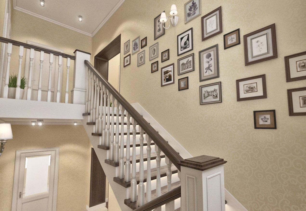 Фотография 3682  категории 'Частный дом 211 м²'