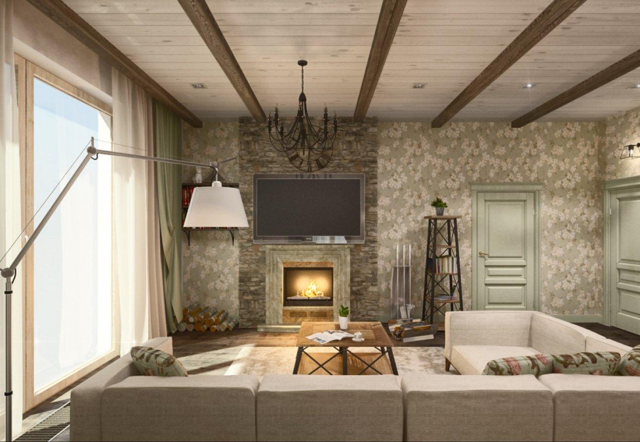 Фотография 3567  категории 'Загородный дом 213 м²'