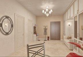 Фотография 3634  категории 'Квартира 65 м²'