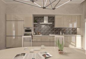Фотография 3718  категории 'Загородный дом 219 м²'