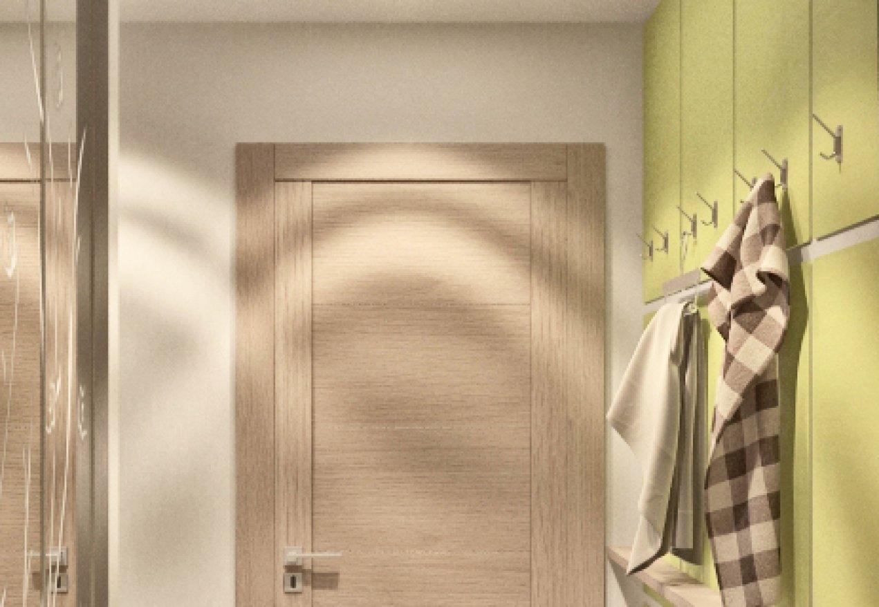 Фотография 3628  категории 'Квартира 55 м²'