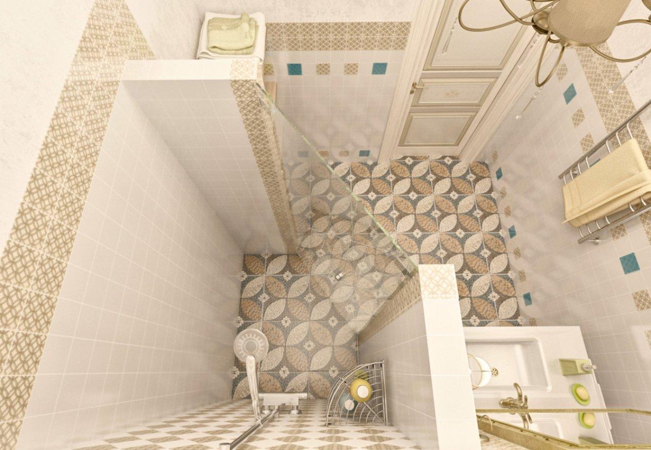 Фотография 3647  категории 'Квартира 65 м²'