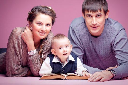 Фотография 6823  категории 'Семейная съемка'