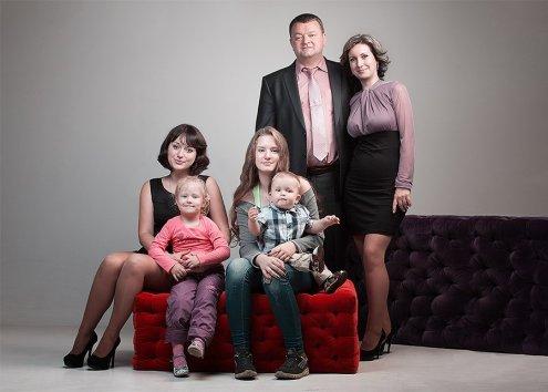 Фотография 6889  категории 'Семейная съемка'