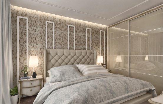 Фотография 3487  категории 'Квартира 68 м²'