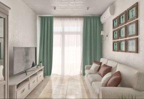 Фотография 3635  категории 'Квартира 65 м²'