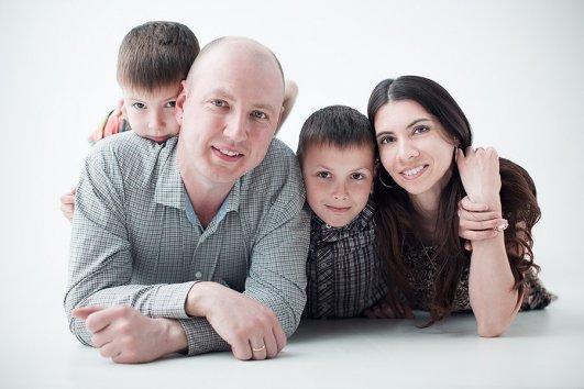 Фотография 6801  категории 'Семейная съемка'