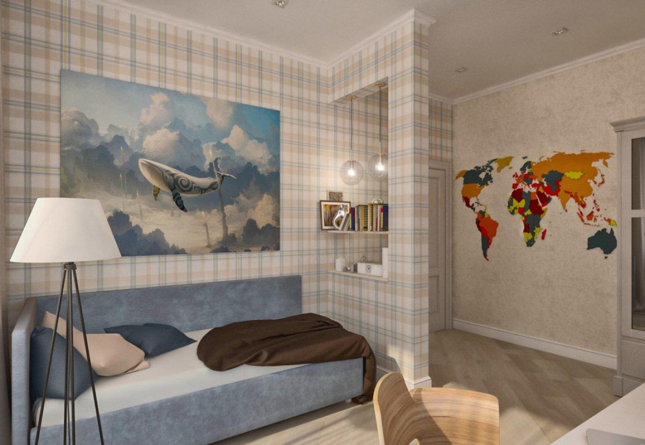Фотография 3667  категории 'Частный дом 211 м²'