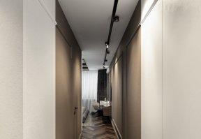 Фотография 10206  категории 'Четырёхкомнатная квартира в Н.Новгороде 166 м²'