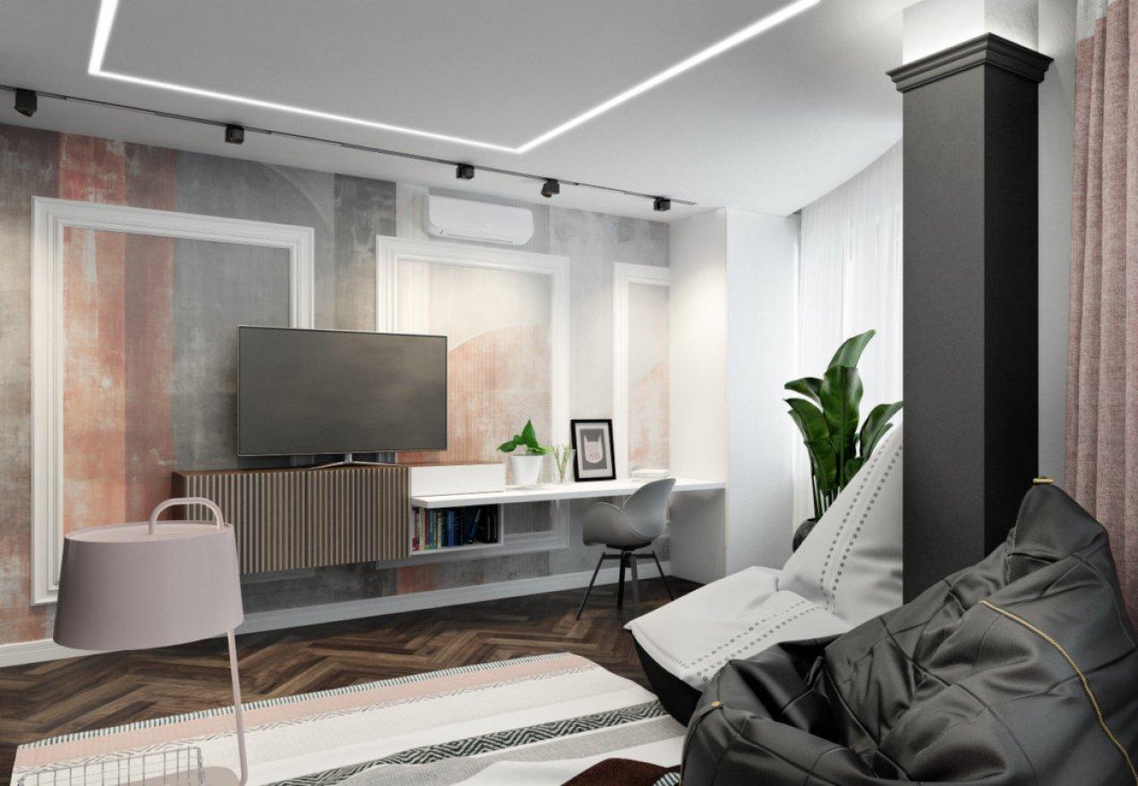 Фотография 10185  категории 'Четырёхкомнатная квартира в Н.Новгороде 166 м²'