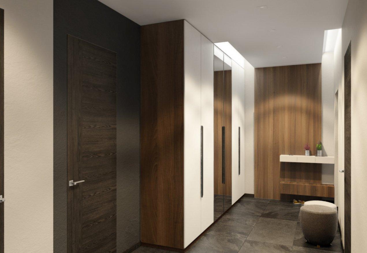 Фотография 10108  категории 'Трёхкомнатная квартира в Н. Новгороде 130 м²'