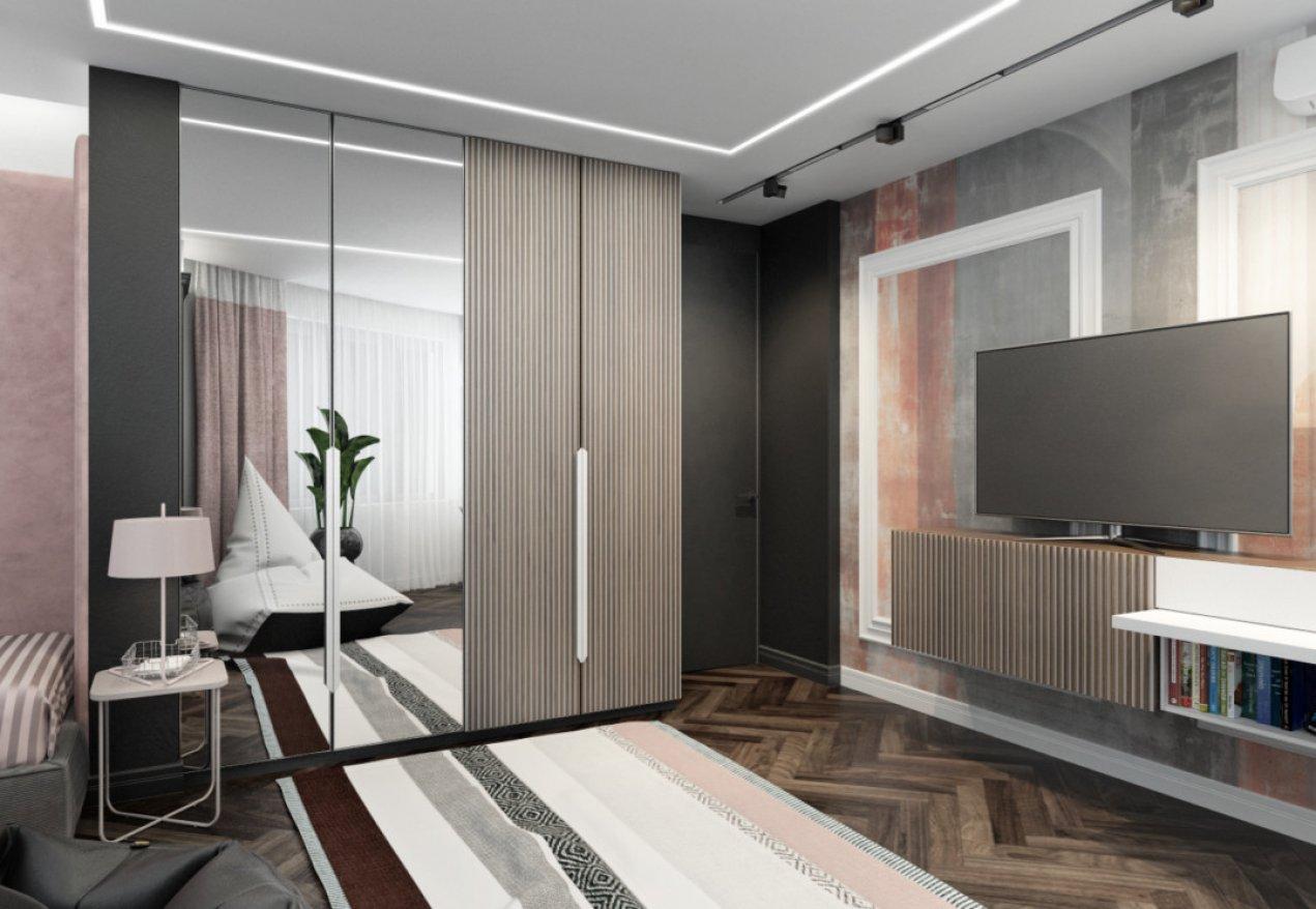 Фотография 10183  категории 'Четырёхкомнатная квартира в Н.Новгороде 166 м²'