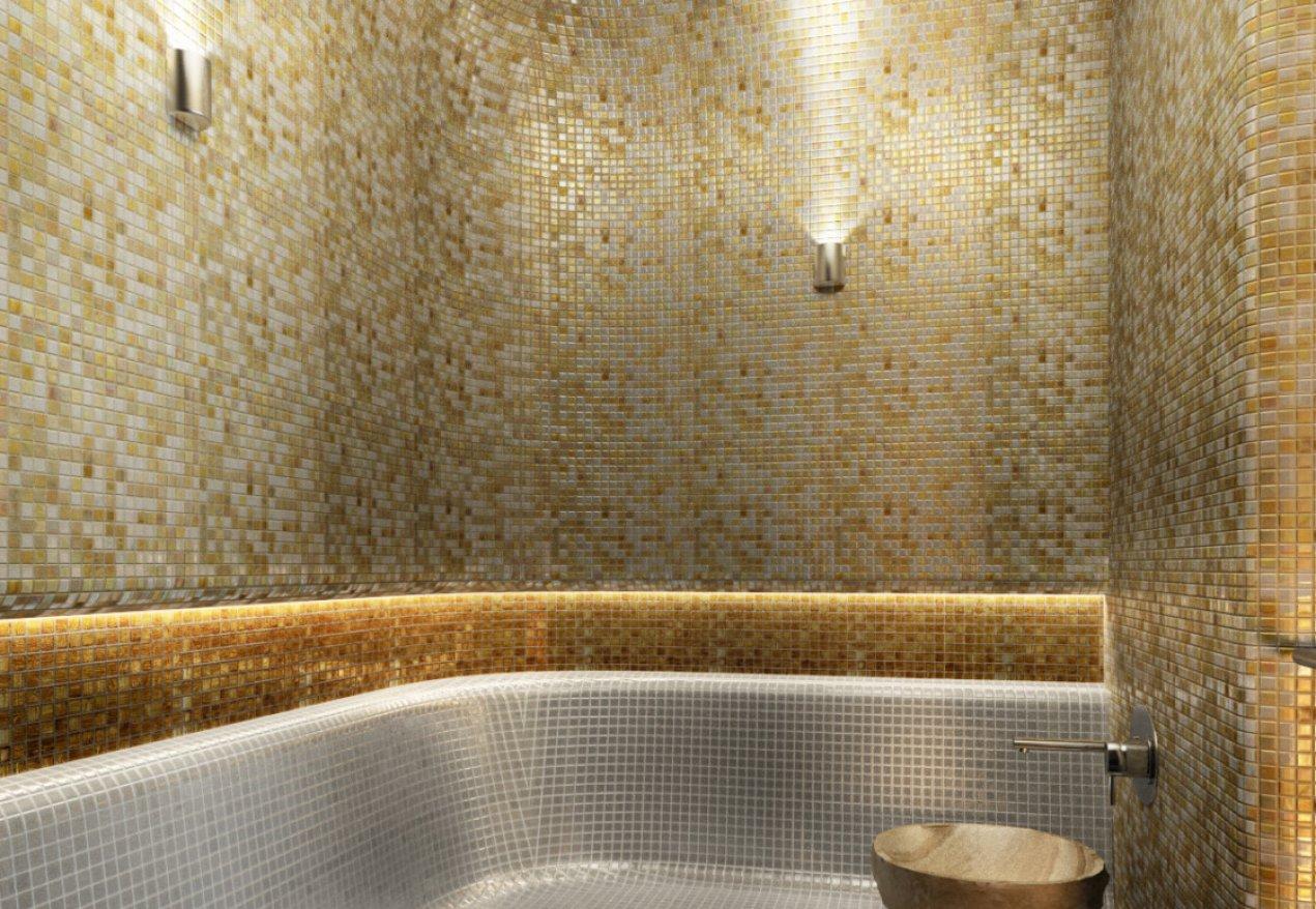 Фотография 10152  категории 'Двухэтажная баня в посёлке Бурцево 134 м²'