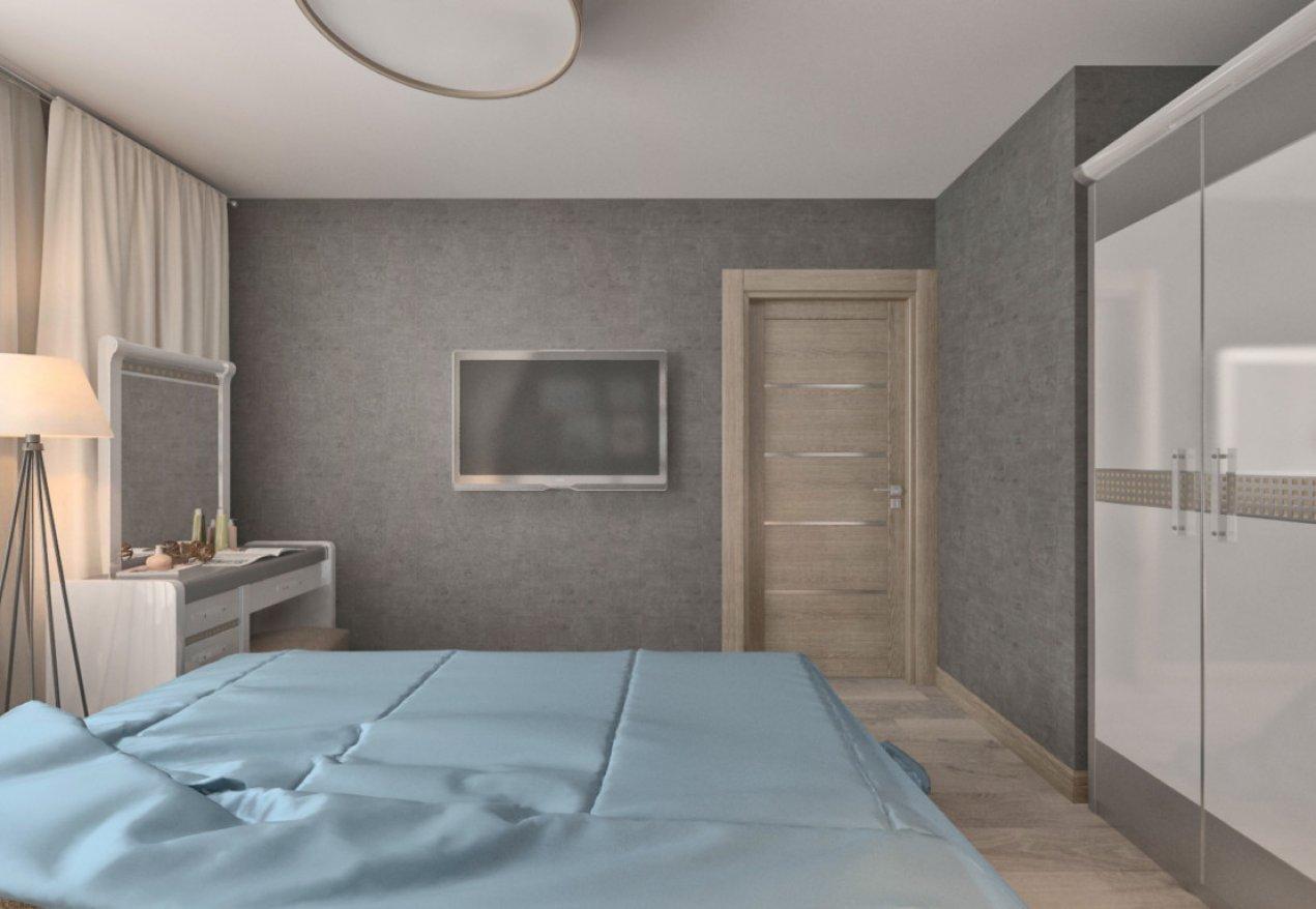 Фотография 3612  категории 'Квартира 55 м²'