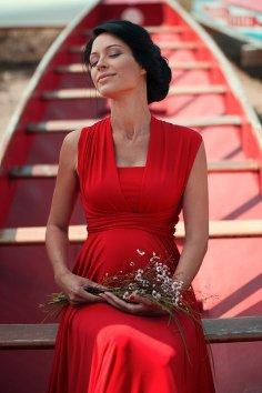 Фотография 7001  категории 'Фотосессия беременных'