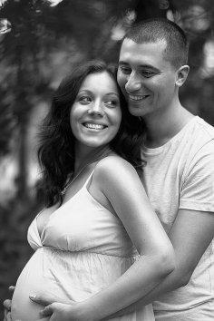 Фотография 7005  категории 'Фотосессия беременных'